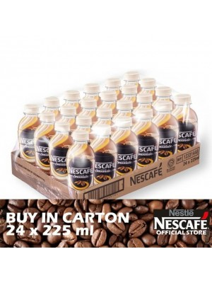 Nescafe Smoovlatte PET 24 x 225ml