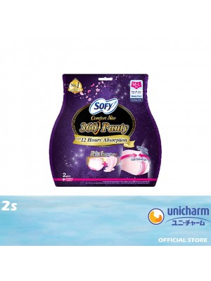 Sofy Body Fit Comfort Night 360 Pants M-L 2s