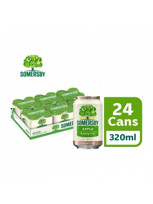 2A. Somersby Apple Cider Can 24 x 320ml