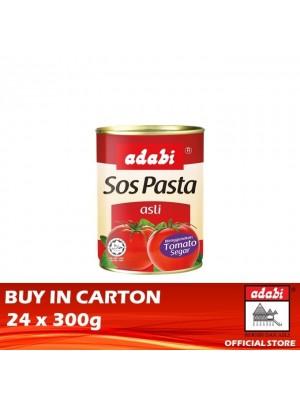 Adabi Sos Pasta Original (Tin) 24 x 300g [Essential]