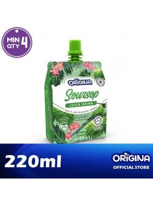 Origina Soursop Fruit Juice 220ml