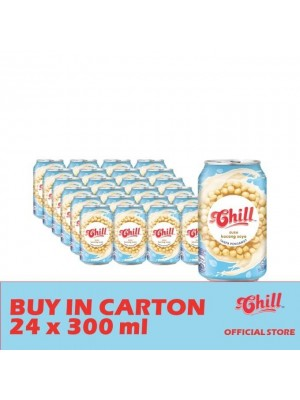Chill Soya Bean 24 x 300ml