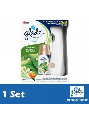 Glade Auto Spray Morning Freshness Starter 1 Set