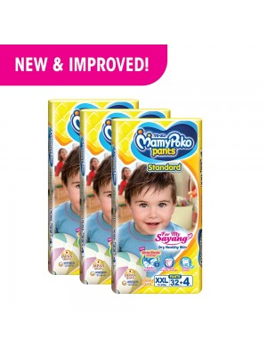 MamyPoko Pants Standard XXL32+4 3 Packs