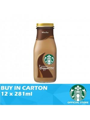 Starbucks Bottled Frappuccino Mocha 12 x 281ml