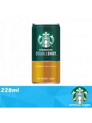 Starbucks Double Shot Caramel Macchiato 228ml