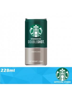 Starbucks Double Shot Classic Americano 228ml