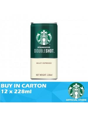 Starbucks Double Shot Classic Espresso 12 x 228ml