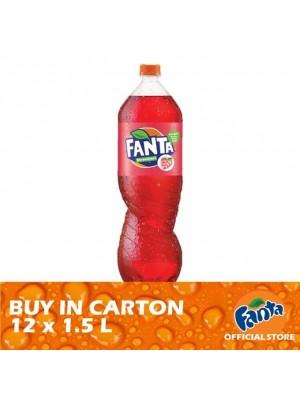 Fanta Strawberry PET 12 x 1.5L
