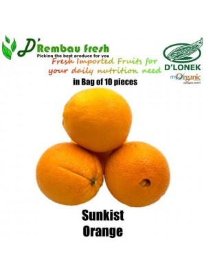 Imported Sunkist Orange [RAYA]
