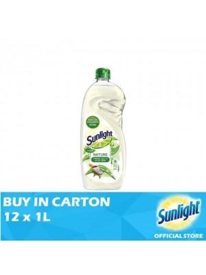 Sunlight Nature Diswashing Liquid 12 x 1L