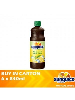 Sunquick Ice Lemon Tea Jumbo 6 x 840ml