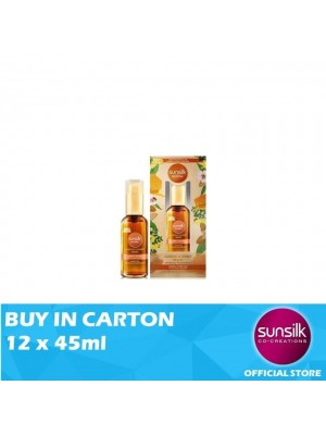 Sunsilk Natural Serum Almond & Honey 12 x 45ml