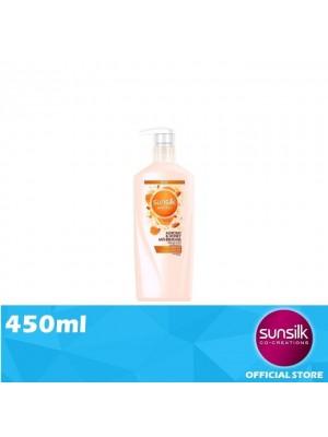 Sunsilk Natural Shampoo Almond & Honey Anti-Breakage 450ml
