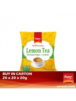 Super - Lemon Tea 20 x 20 x 20g