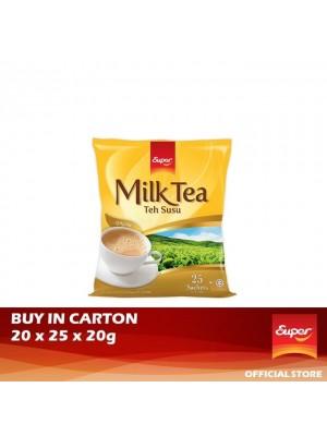 Super - Milk Tea Original 20 x 25 x 20g