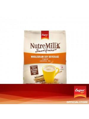 Super NutreMill SmartGrains - Wholegrain Soy Beverage Original 12 x 35g