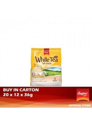 Super - White Tea Classic 20 x 12 x 36g