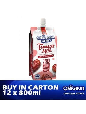Origina Dairy Tamar Milk 12 x 800ml