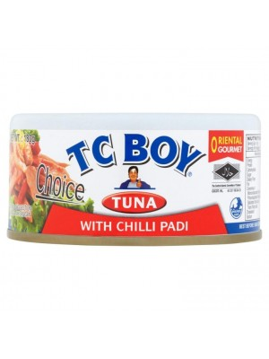 TC Boy Choice Tuna With Chilli Padi 180g