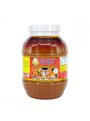 Thai Boy Brand Tom Yam Instant Paste 2kg