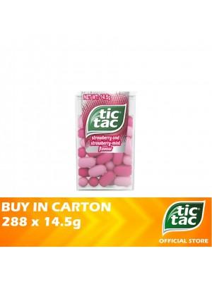 Tic Tac Strawberry & Strawberry Mint 288 x 14.5g