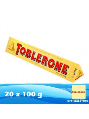 Toblerone Milk Chocolate 20 x 100g
