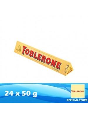 Toblerone Milk Chocolate 24 x 50g