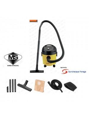 Designer DS-136VC Vacuum Cleaner 15L 1200watt