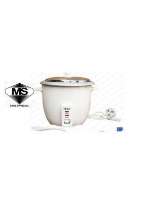 Trac TR-D1008RC 1.8L Rice Cooker