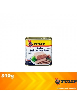 Tulip Danish Pork Luncheon Meat 340g [Non Halal]