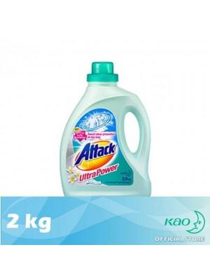 Attack Liquid Detergent Ultra Power (LATK) 2kg