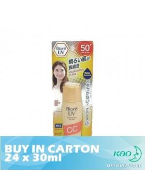 Biore UV Color Control CC Milk 24 x 30ml