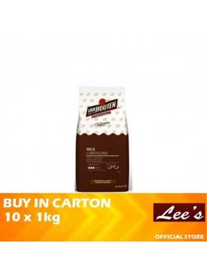 Van Houten Professional Milk Compound Coin 10 x 1kg