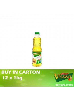 Vesawit Cooking Oil 12 x 1kg