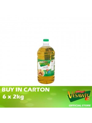 Vesawit Cooking Oil 6 x 2kg