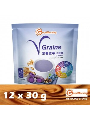 GoodMorning VGrains Convenient Pack 12 x 30g