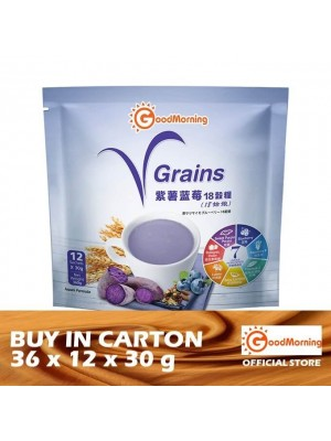 GoodMorning VGrains Convenient Pack 36 x 12 x 30g