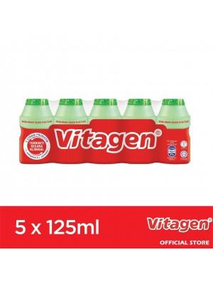 Vitagen Apple Flavour 5 x 125 ml