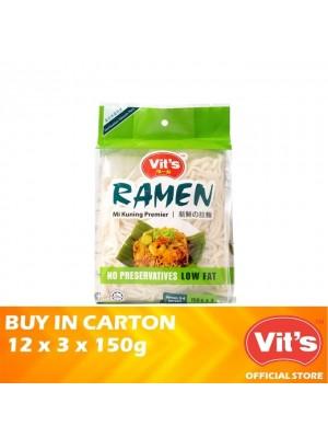 Vits Fresh Ramen 12 x (3 x 150g) 450g [Essential]