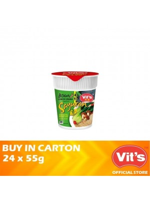 Vits Spicy Bihun Sayuran Soup 24 x 55g