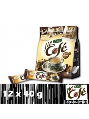 My Cofe 3 in 1 Ipoh White Coffee 12 x 40g