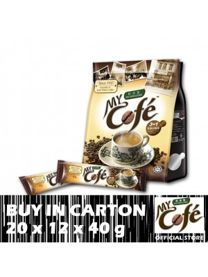 My Cofe 3 in 1 Ipoh White Coffee 20 x 12 x 40g