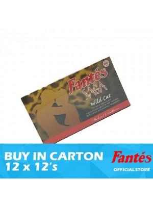 Fante's Saga Wild Cat 12 x 12's