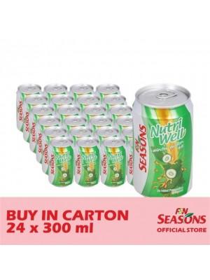F&N Seasons Winter Melon 24 x 300ml