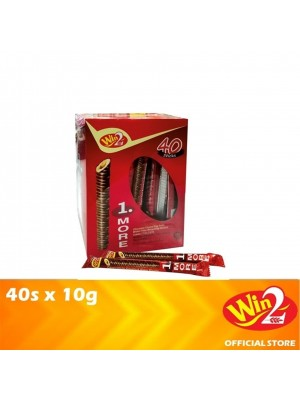 WinWin 1.More Chocolate Coated Egg Roll 40s x 10g