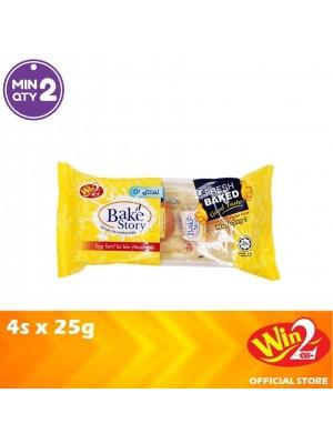 WinWin Bake Story Egg Tart - Original 4s x 25g