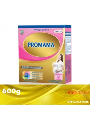 Wyeth Nutrition PROMAMA Milk Powder 600g