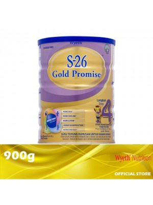 Wyeth S-26 Gold Promise Step 4 Milk Powder 900g