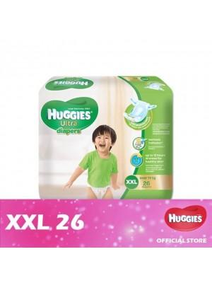 Huggies Ultra Jumbo XXL26